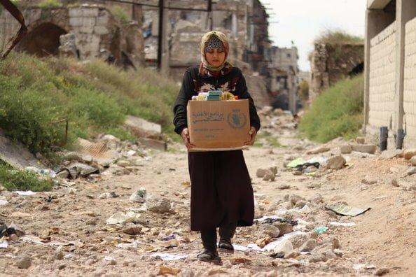 برنامج الأغذية العالمي يستحق جائزة نوبل للسلام